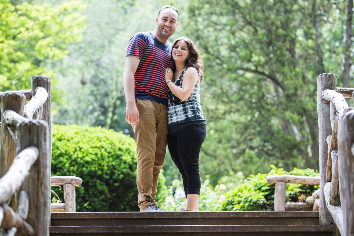 Photo 7 Marriage Proposal at Shakespeare Garden in Central park | VladLeto