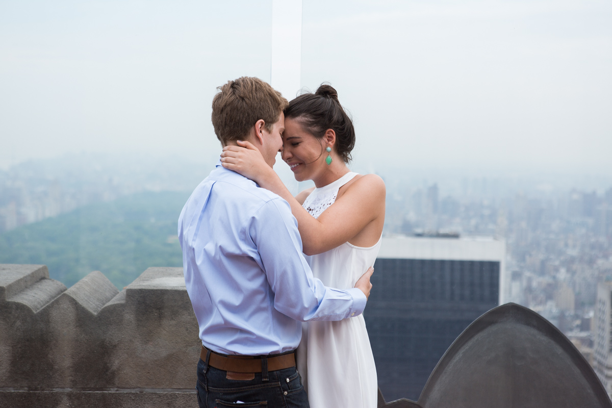 Photo 7 Top of the Rock Marriage Proposal | VladLeto