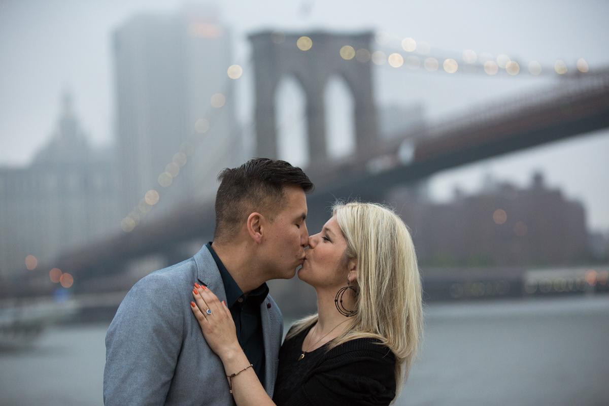Photo 10 marriage proposal by Brookyn Bridge   VladLeto