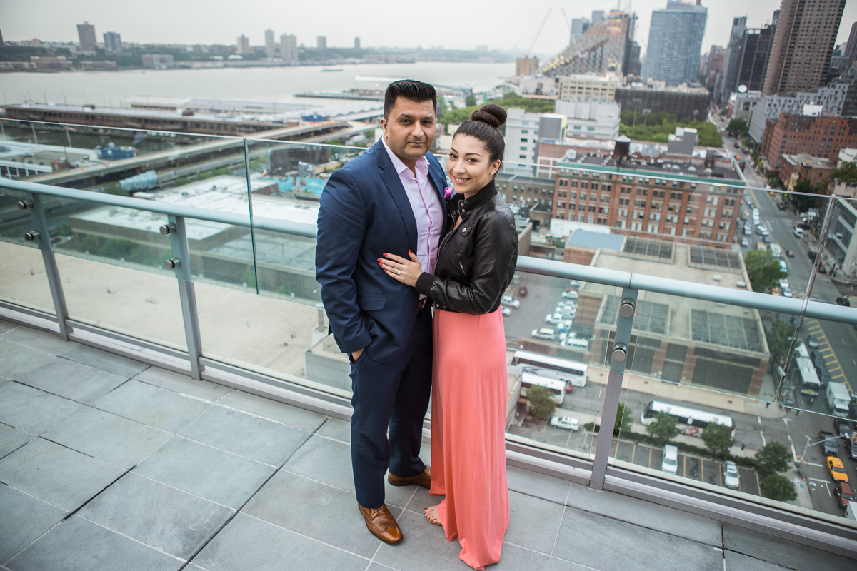 [Roof top marriage proposal ]– photo[3]