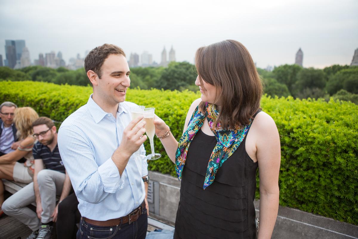 Photo 9 Metropolitan Museum of Art marriage proposal | VladLeto