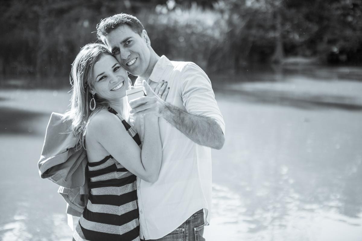 Photo 4 marriage proposal by Gapstow Bridge in Central Park | VladLeto
