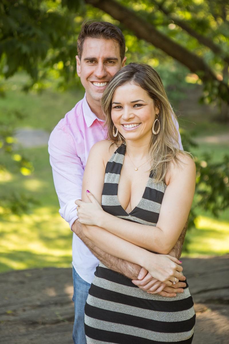 Photo 6 marriage proposal by Gapstow Bridge in Central Park | VladLeto