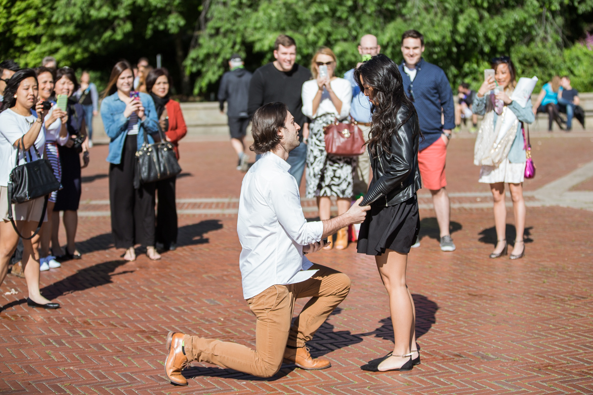 [Bethesda Fountain marriage proposal]– photo[1]