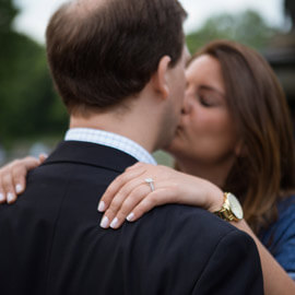 Photo Central park wedding proposal by the Lake | VladLeto