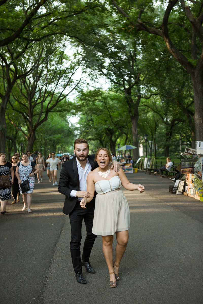 Photo 4 Gapstow Bridge marriage proposal in Central Park | VladLeto
