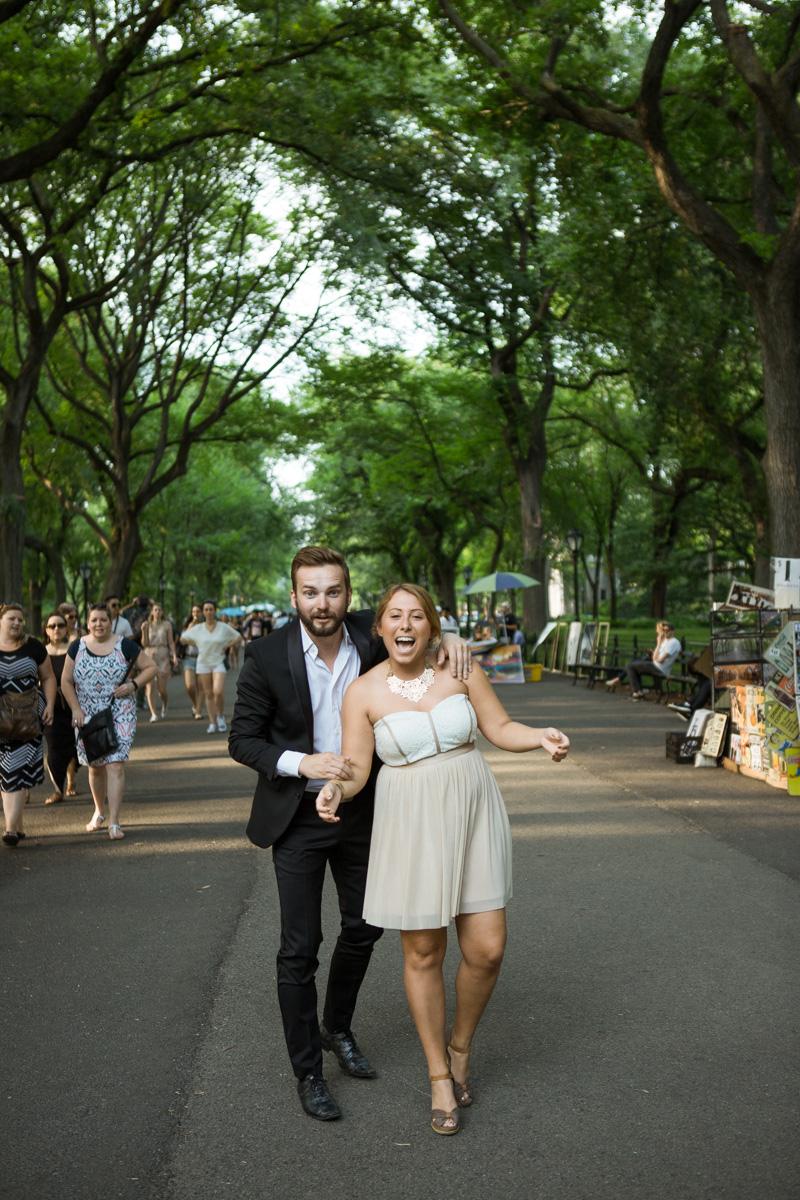 Photo 3 Gapstow Bridge marriage proposal in Central Park 2 | VladLeto