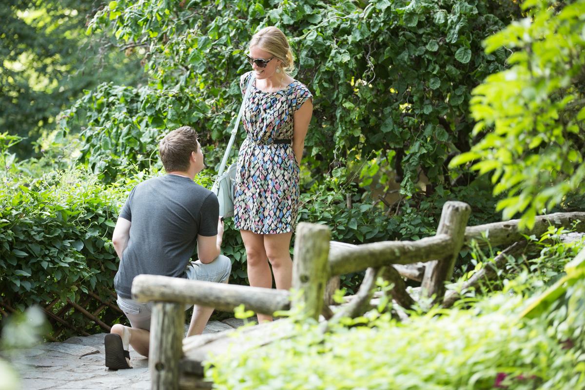 [Shakespeare Garden Marriage Proposal]– photo[1]
