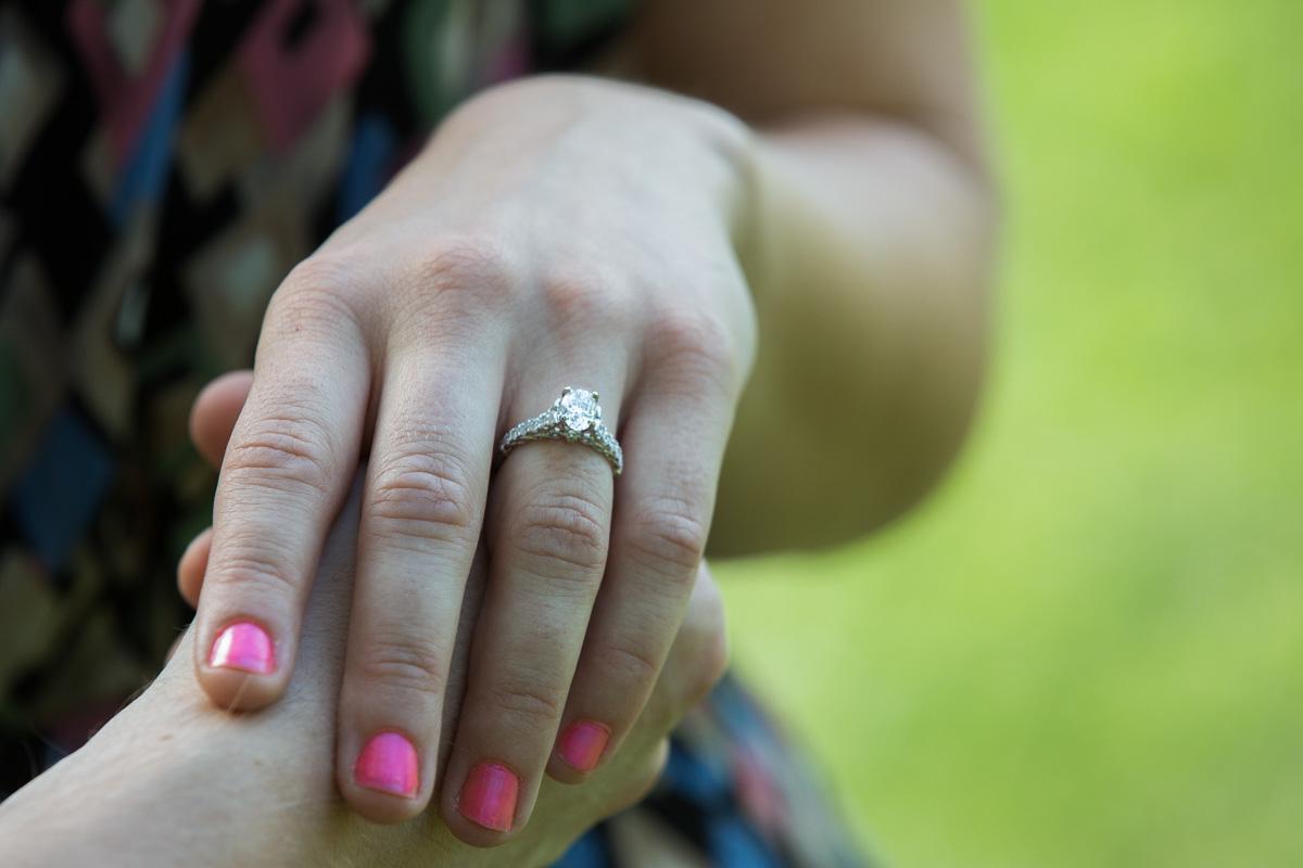 Photo 8 Shakespeare Garden Marriage Proposal | VladLeto