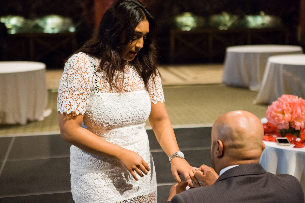 Photo 3 Wedding proposal at Cipriani Grand Central   VladLeto