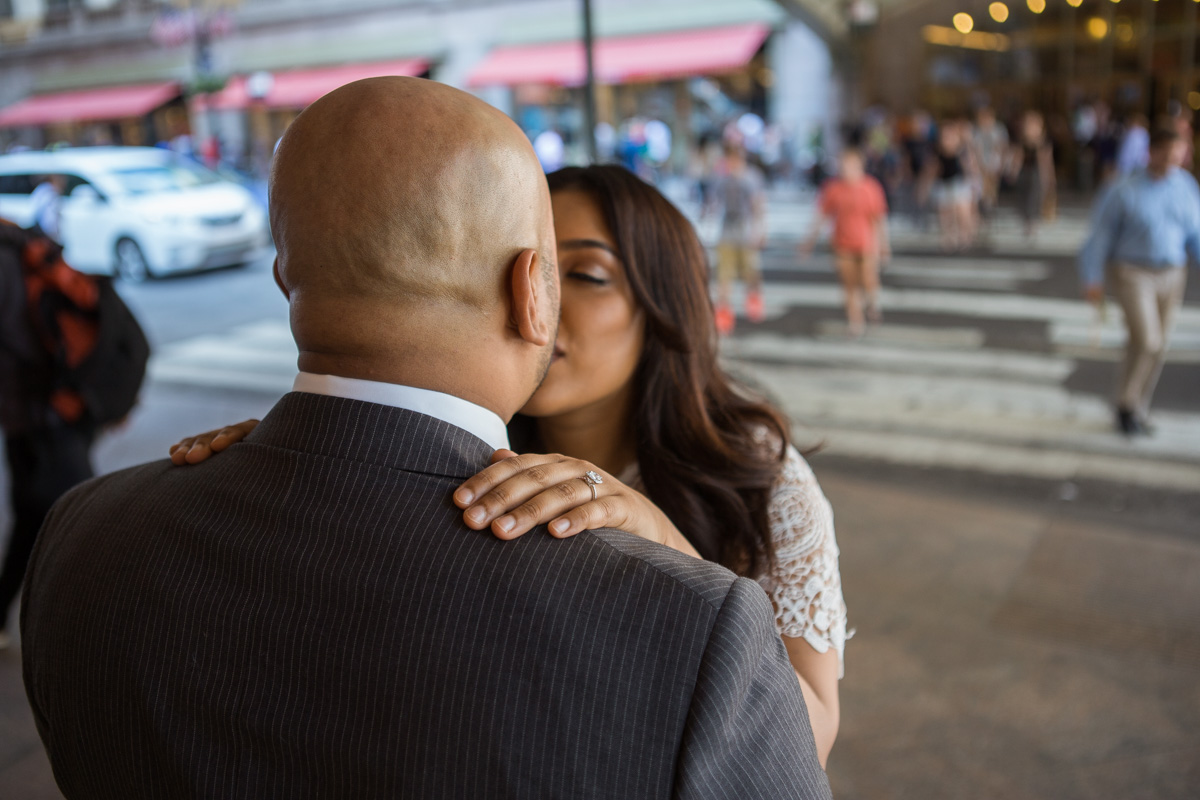Photo 11 Wedding proposal at Cipriani Grand Central   VladLeto