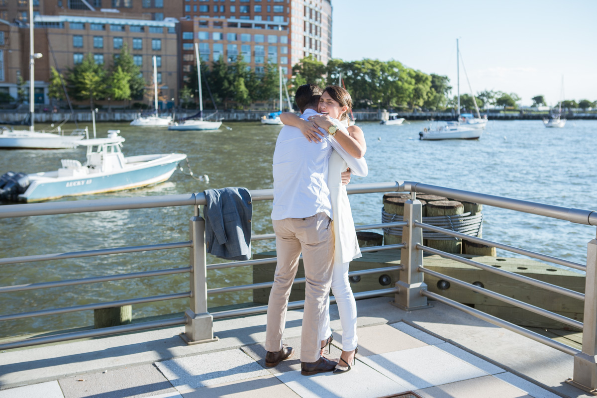Photo 4 Battery Park Marriage Proposal | VladLeto