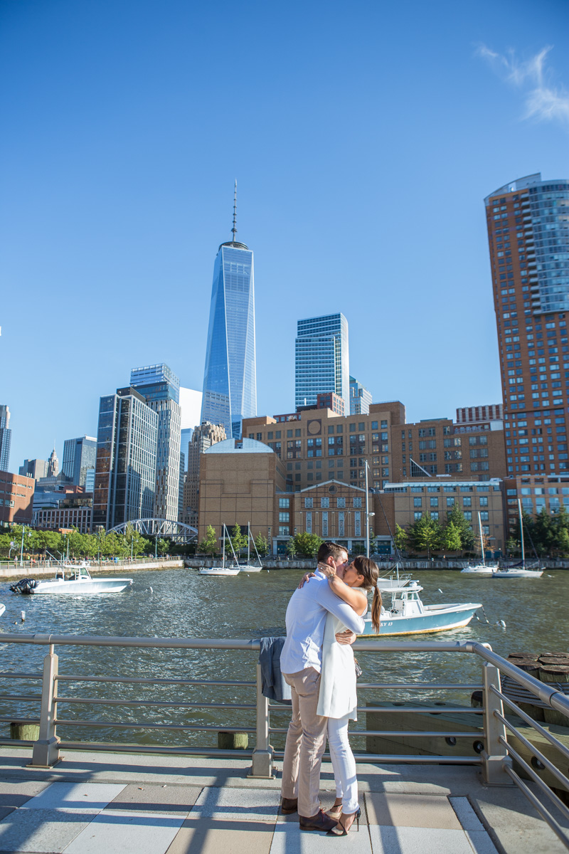 Photo 6 Battery Park Marriage Proposal | VladLeto