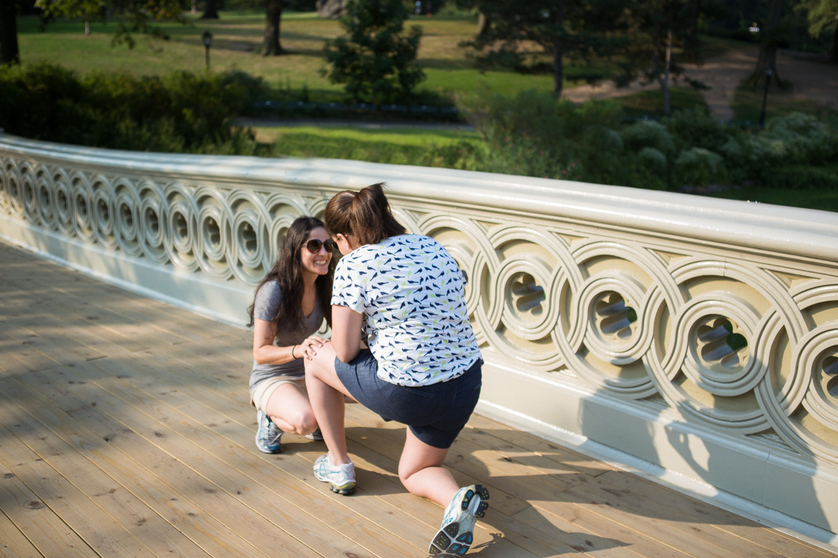 Photo 3 BOW BRIDGE MARRIAGE PROPOSAL LGBT| VladLeto