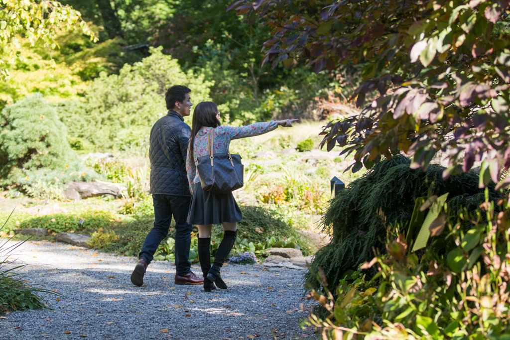 Photo 3 Surprise Proposal at New York Botanical Garden | VladLeto
