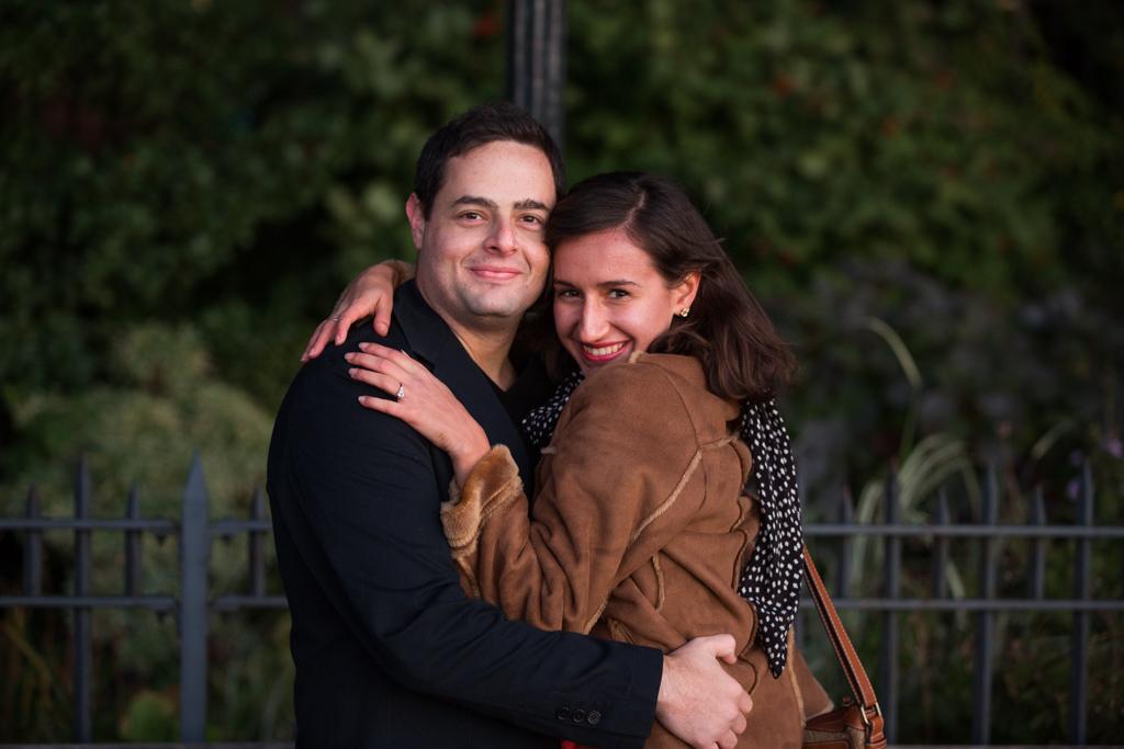 Photo 7 Brooklyn Promenade marriage proposal. | VladLeto
