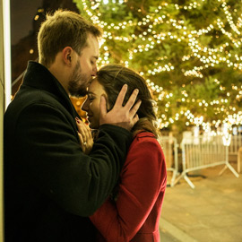 Photo Brooklyn Bridge park marriage proposal. | VladLeto