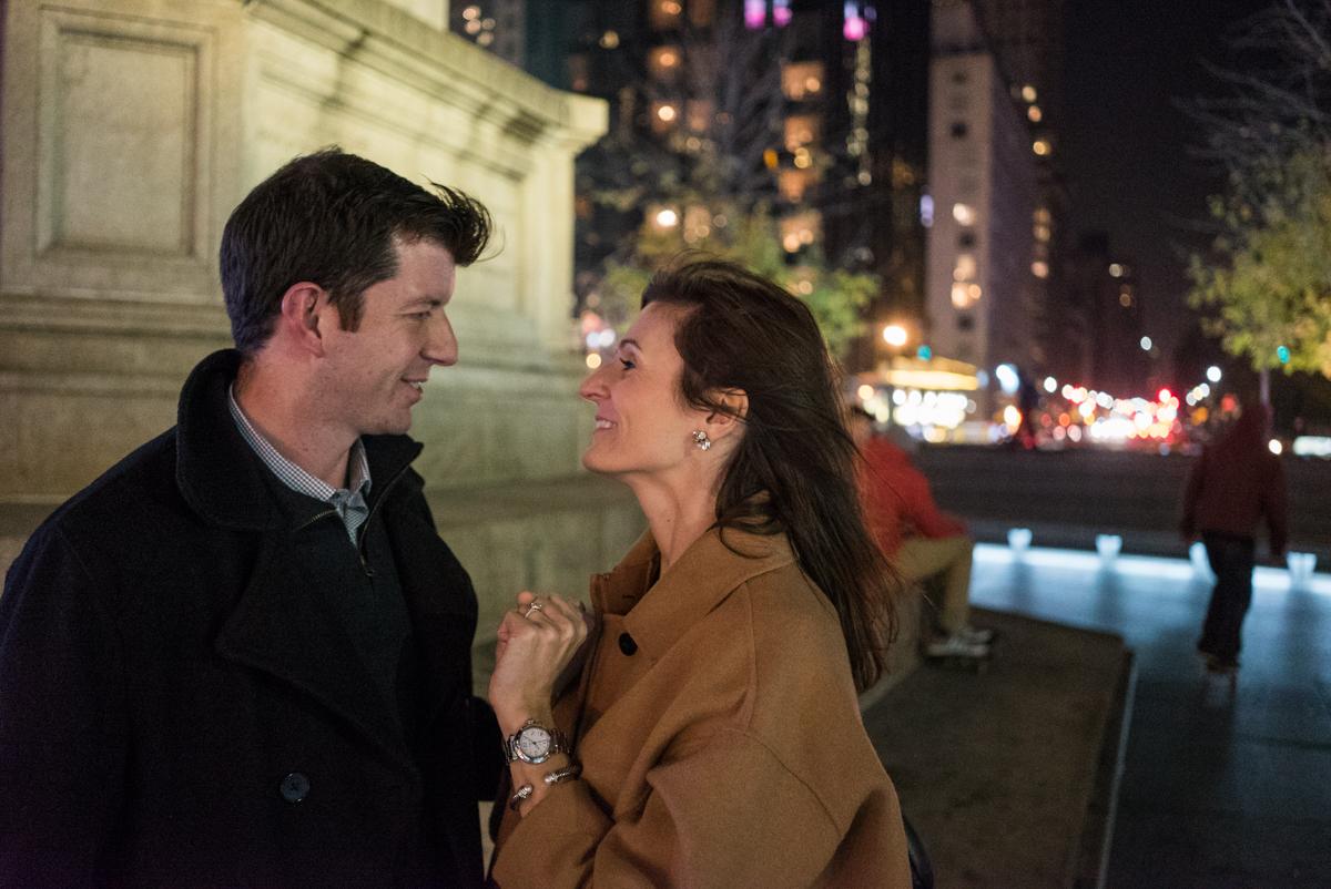 Photo 6 Columbus Circle Marriage proposal. | VladLeto