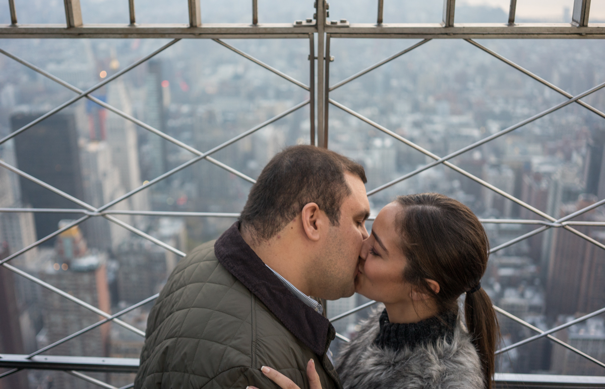 Photo 7 Empire State building Marriage Proposal | VladLeto