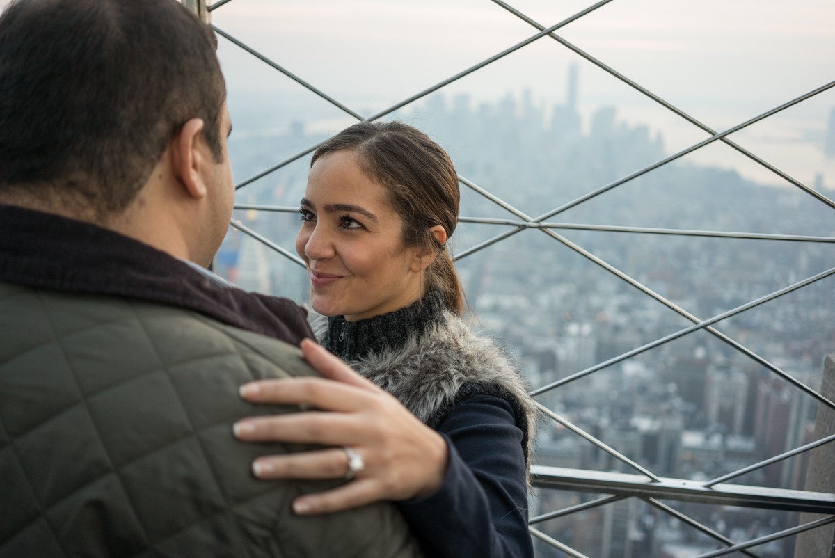 Photo 9 Empire State building Marriage Proposal | VladLeto