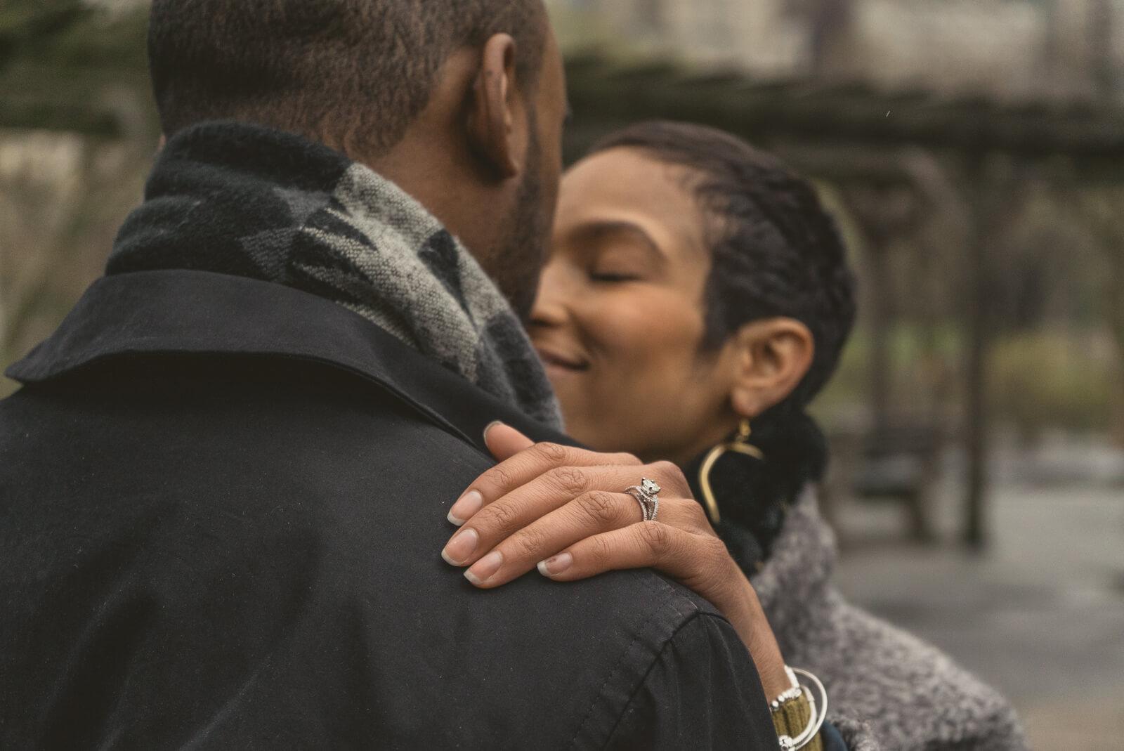 Photo Pine Bank bridge Central Park Marriage Proposal | VladLeto