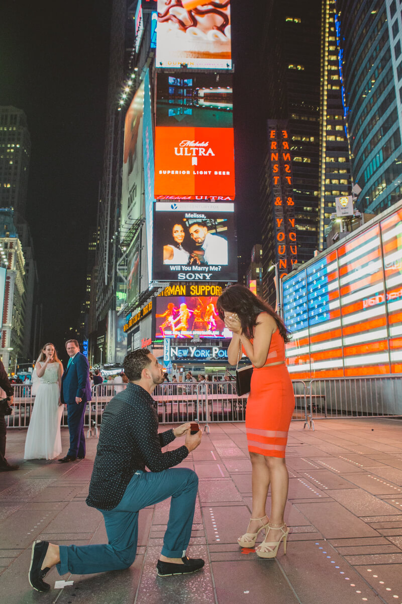 Times Square Billboard Proposal