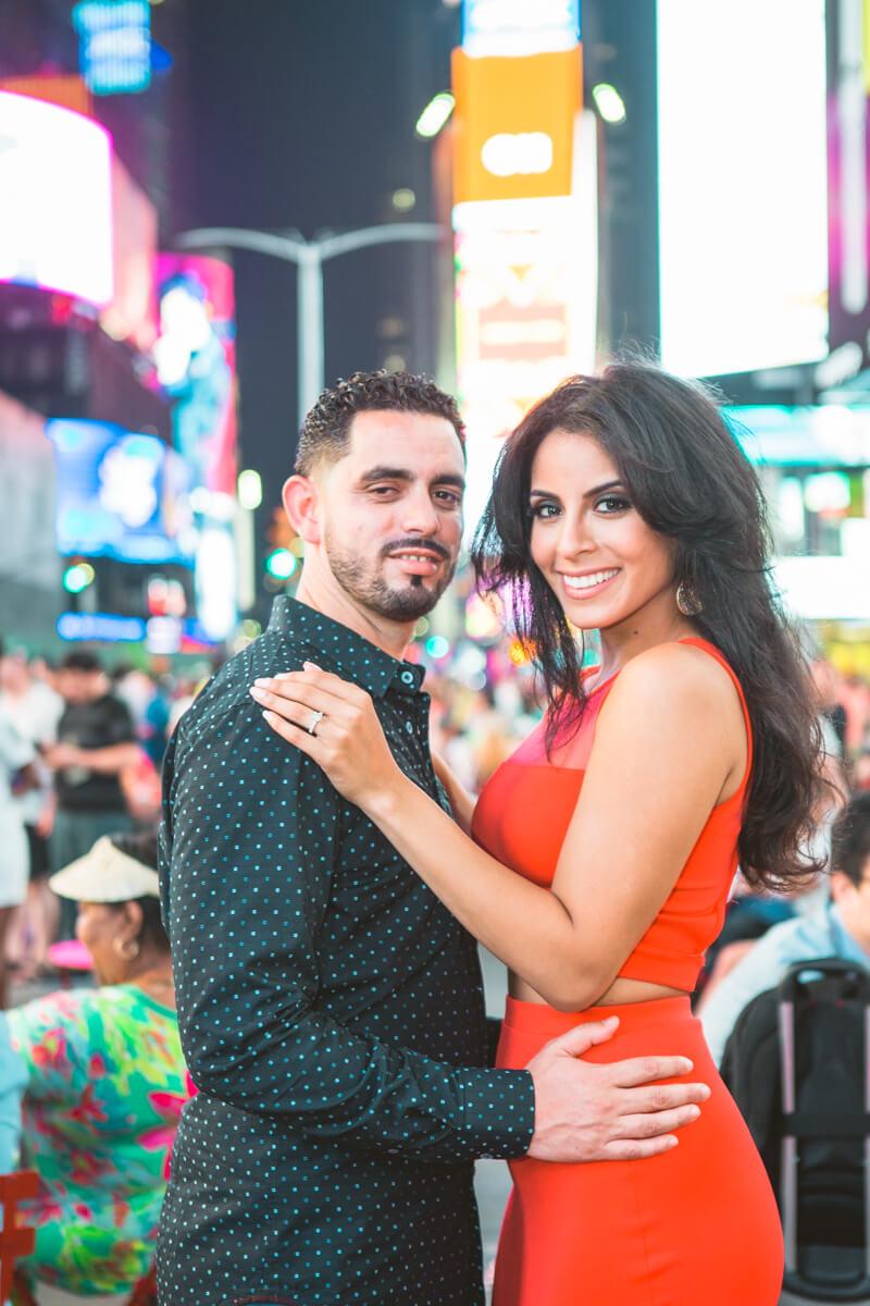 Photo 7 Times Square Billboard Proposal | VladLeto