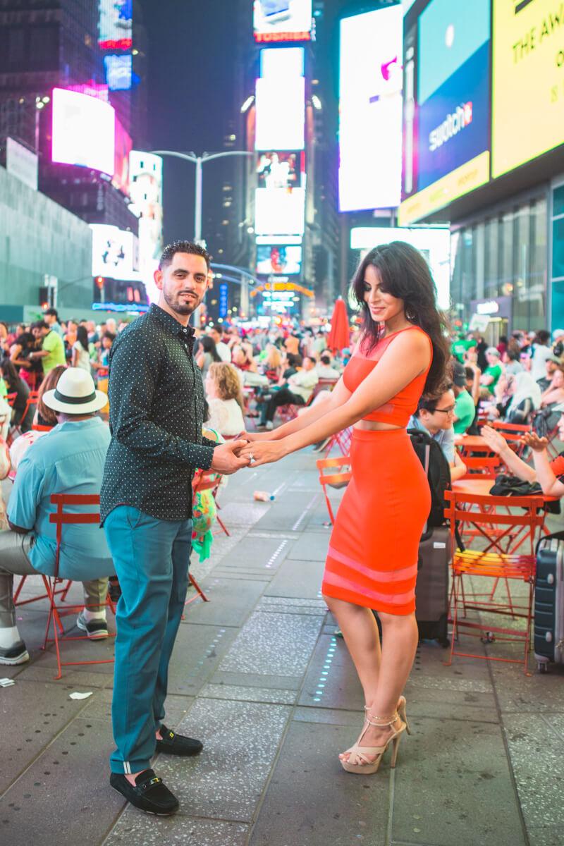 Photo 13 Times Square Billboard Proposal | VladLeto