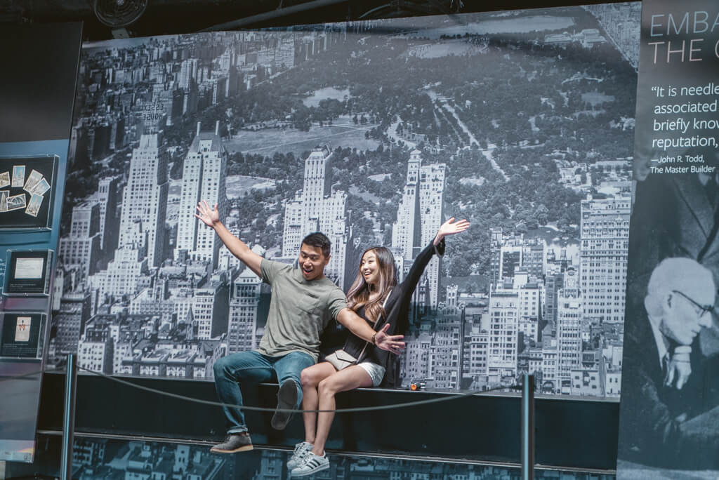Photo 2 Top of The Rock Surprise Proposal | VladLeto