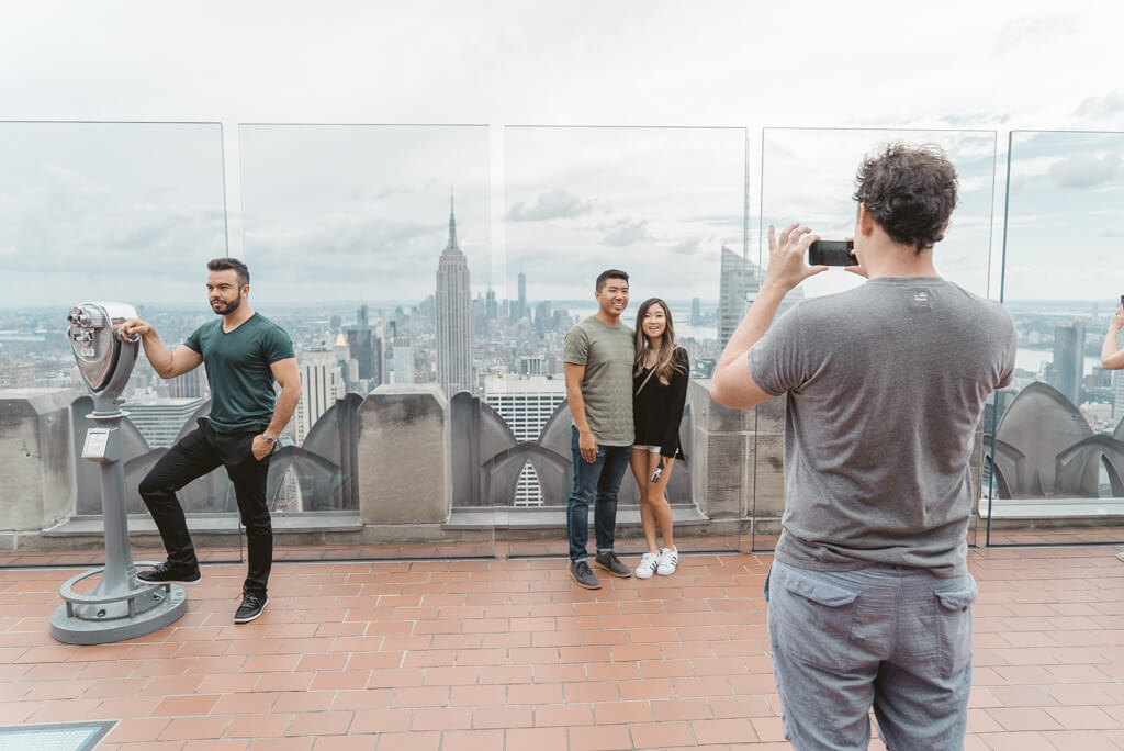 Photo 6 Top of The Rock Surprise Proposal | VladLeto