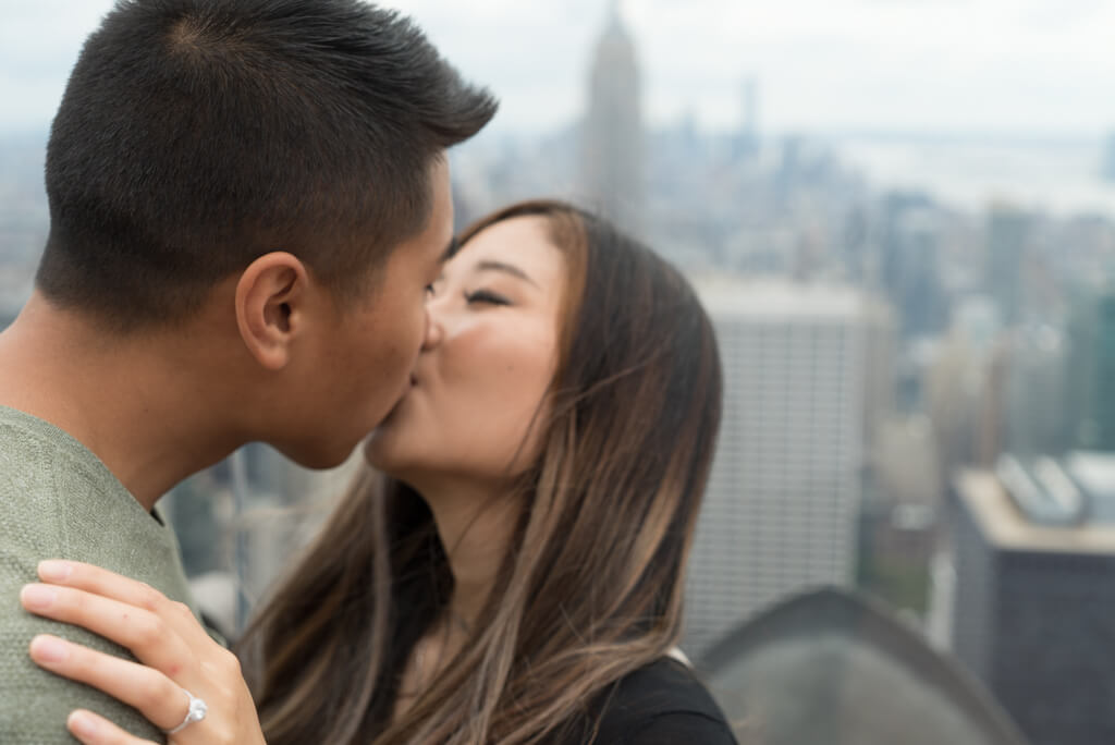 Photo 15 Top of The Rock Surprise Proposal | VladLeto