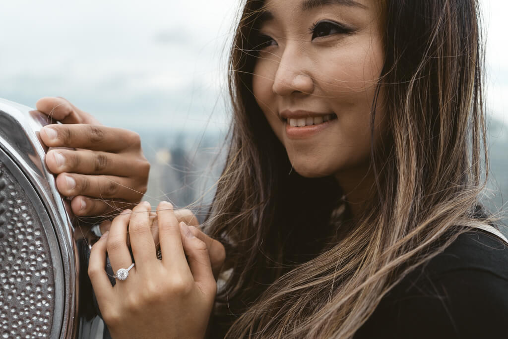 Photo 23 Top of The Rock Surprise Proposal | VladLeto