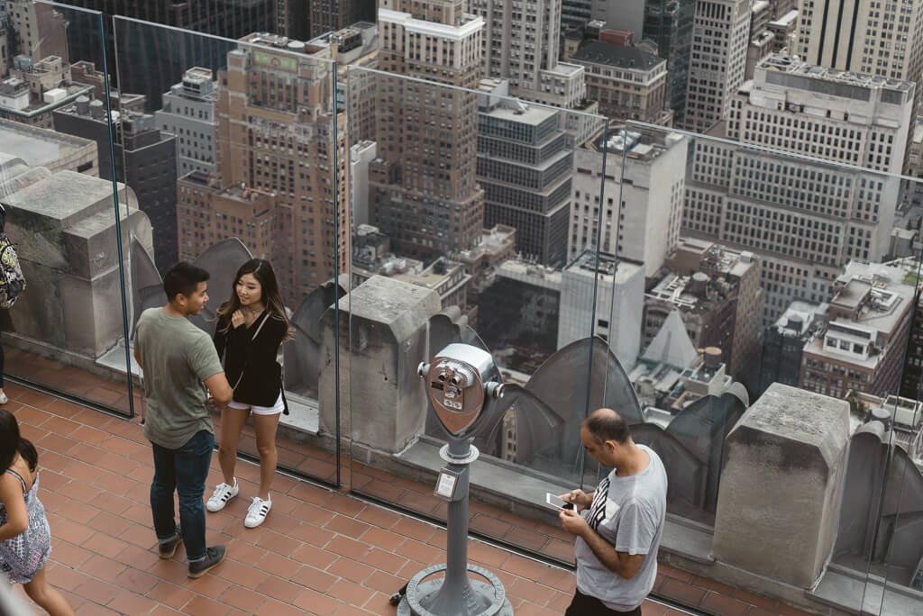 Photo 4 Top of The Rock Surprise Proposal | VladLeto