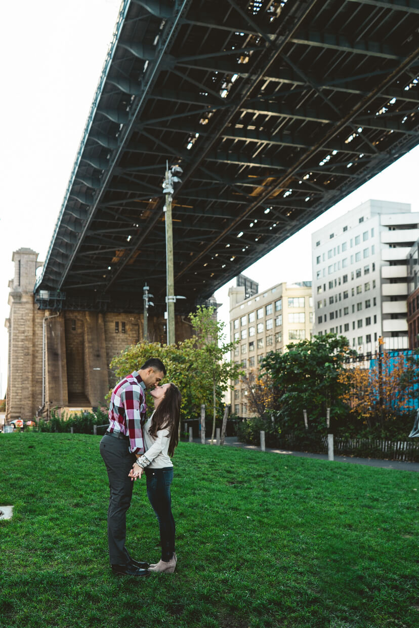 Photo 13 Brooklyn Bridge park proposal. Trevor + Amanda. | VladLeto