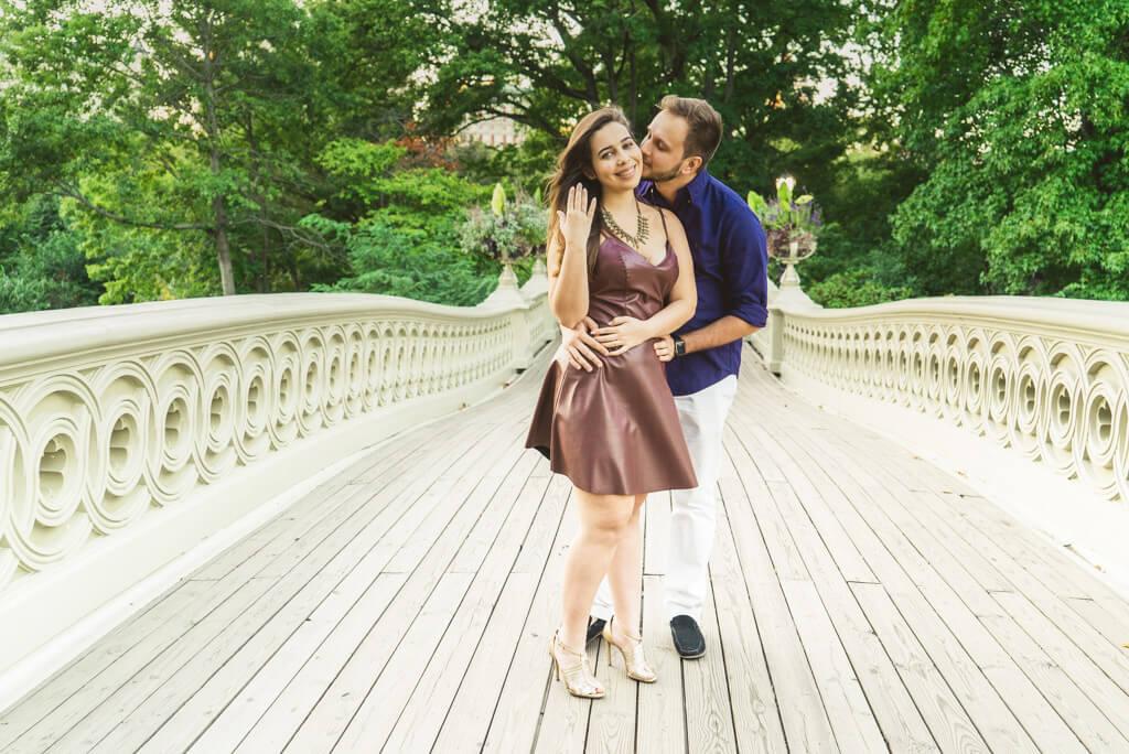 Photo 9 Central Park Marriage Proposal.   VladLeto