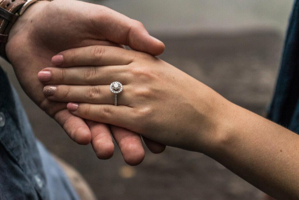 Photo 9 Marriage proposal in front Metropolitan museum. | VladLeto