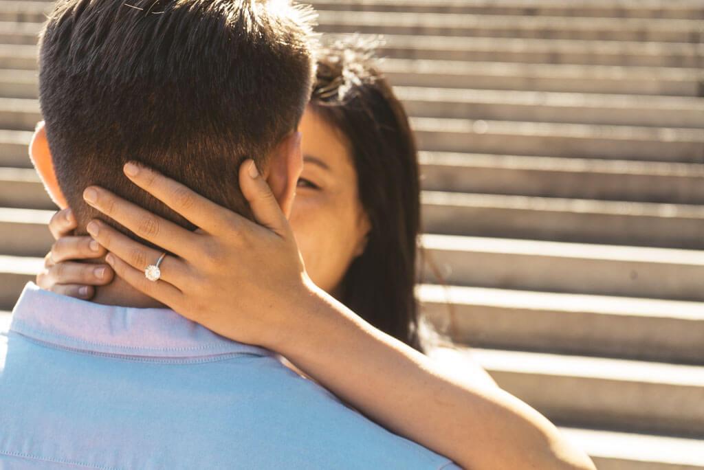 Photo 7 Marriage Proposal on Bow Bridge, Central Park. | VladLeto