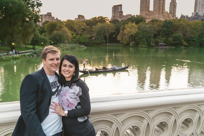 Photo 4 Bow Bridge Marriage Proposal 3 | VladLeto