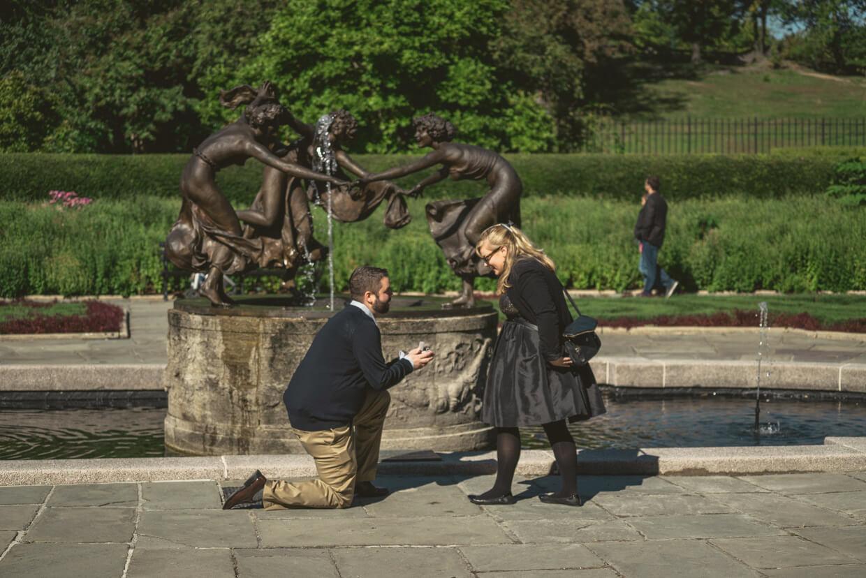 Photo 3 Conservatory Garden Marriage proposal.   VladLeto