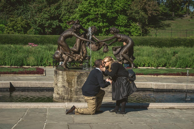 Photo 6 Conservatory Garden Marriage proposal. | VladLeto