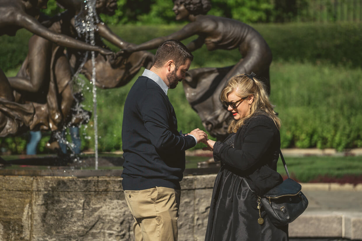 Photo 7 Conservatory Garden Marriage proposal. | VladLeto