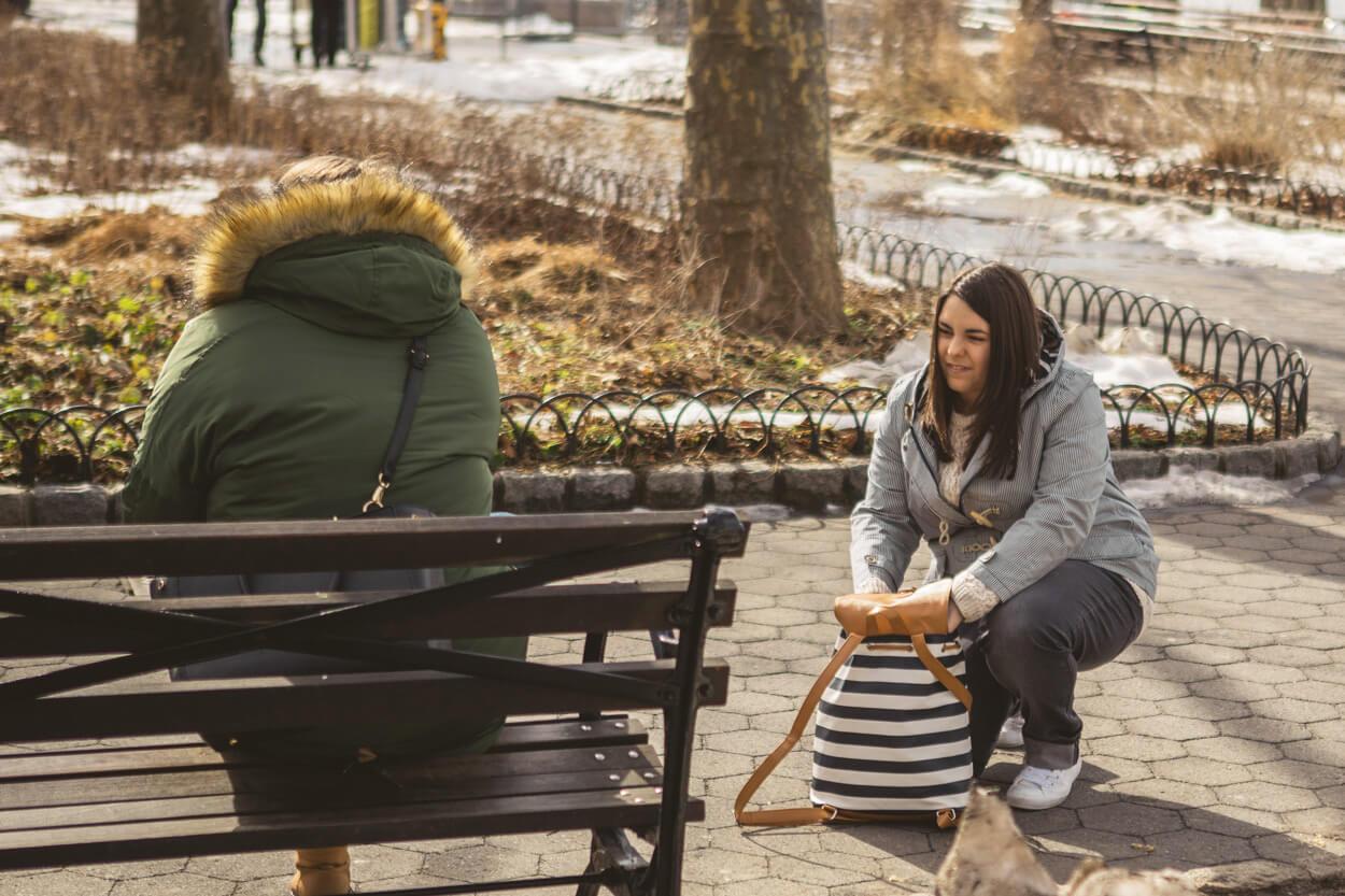 Photo Battery Park Marriage Proposal 2 | VladLeto