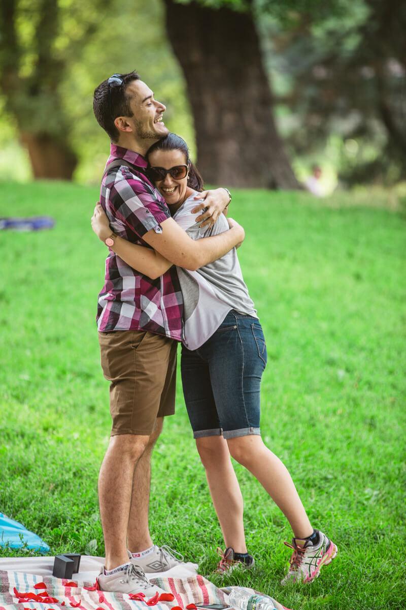 Photo 11 Central Park Picnic Proposal