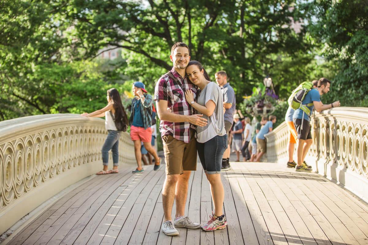 Photo 21 Central Park Picnic Proposal