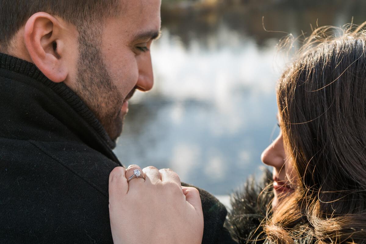 Photo 7 Bow Bridge view Marriage Proposal. Central Park. | VladLeto
