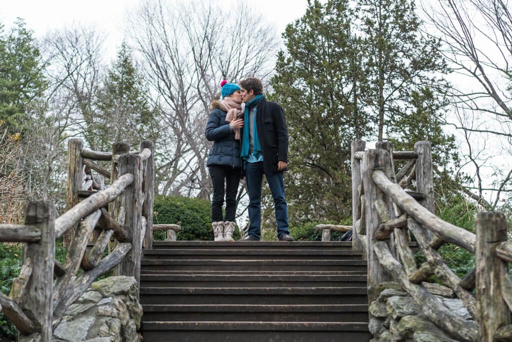 Photo 7 Shakespeare Garden Wedding Proposal   VladLeto