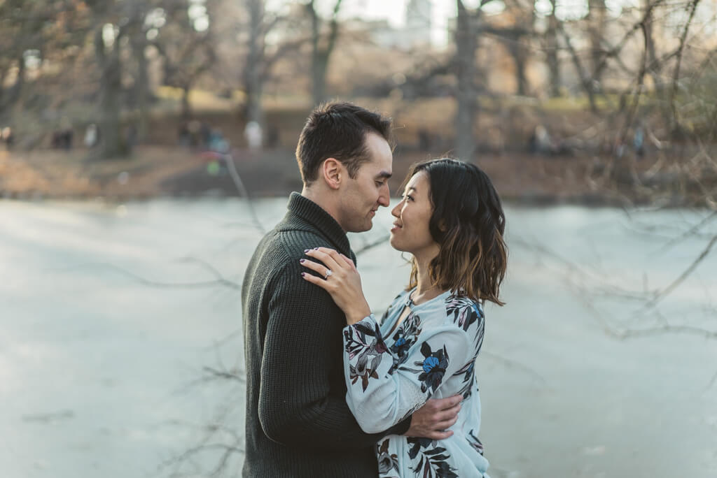 Photo 13 Central Park Love Story | VladLeto