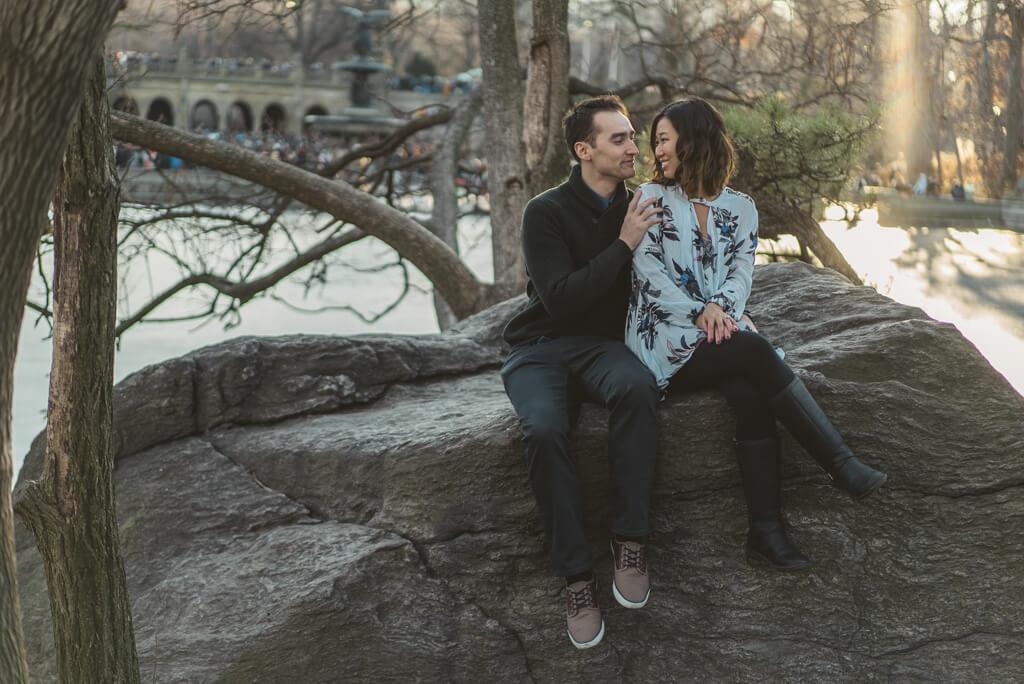 Photo 5 Central Park Love Story | VladLeto