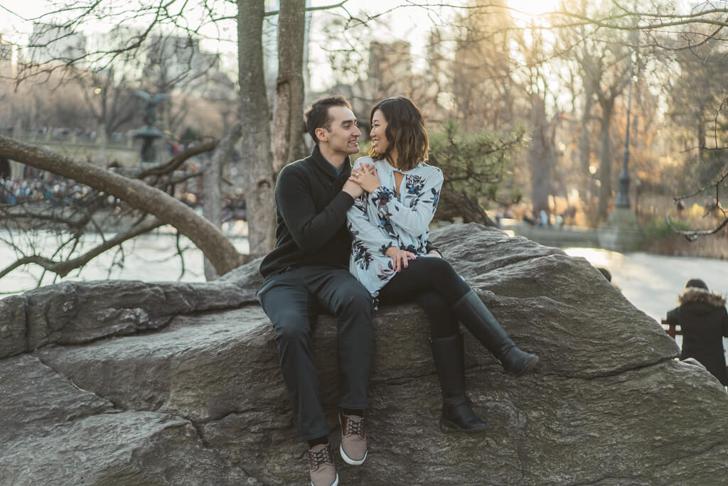 Photo 4 Central Park Love Story | VladLeto