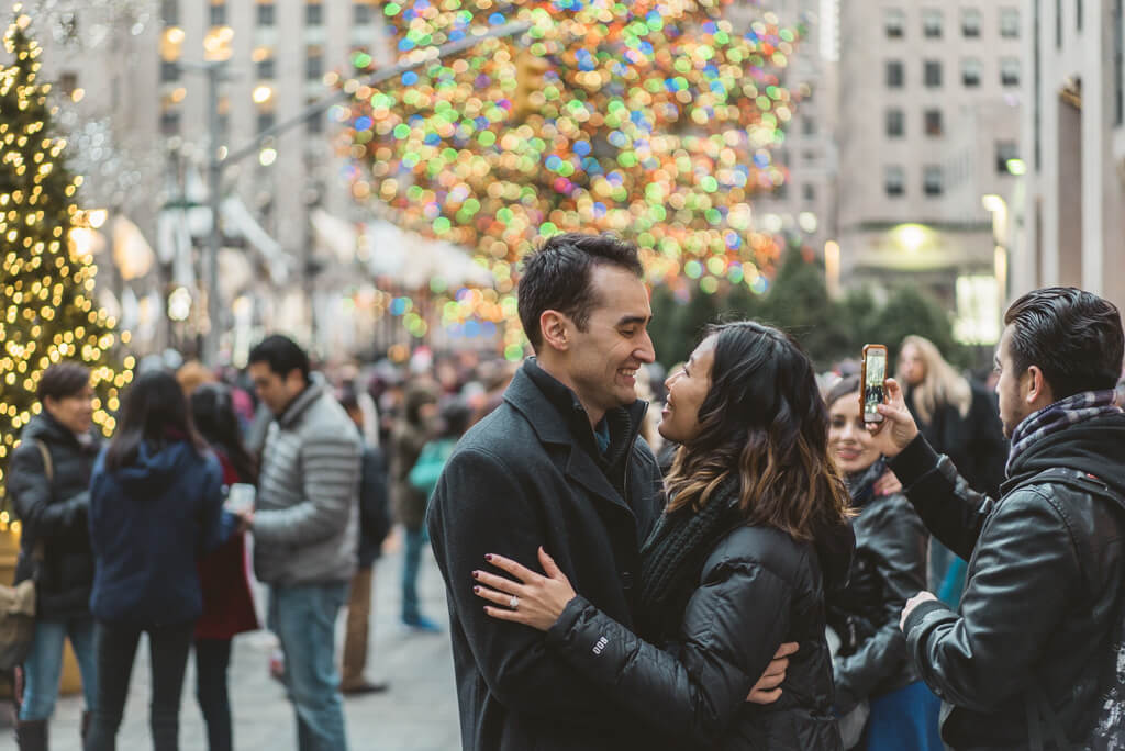 Photo 33 Central Park Love Story | VladLeto
